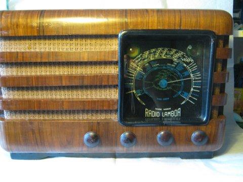 Radio LAMBDA R365M09