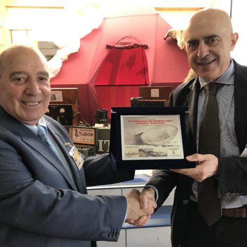 Intervento Sicolo - Convegno spedizione del dirigibile Italia 7-8 luglio 2018 1