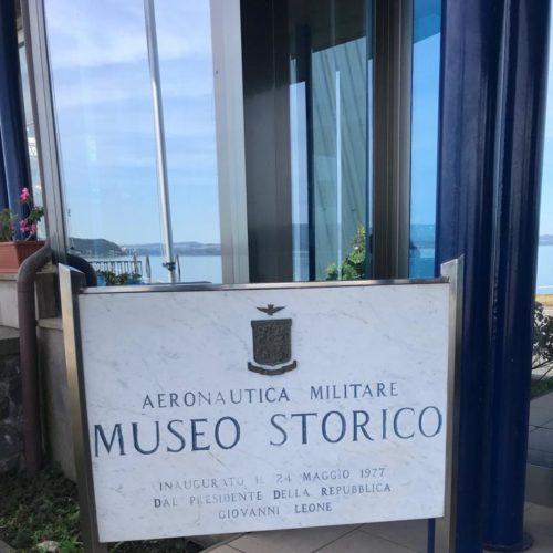 Visita al museo storico dell'aeronautica di Vigna di Valle 01