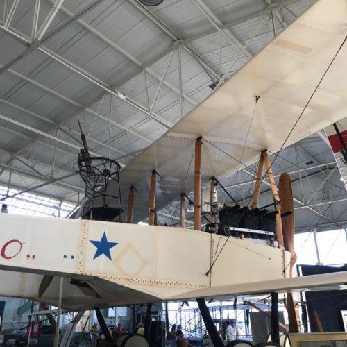 Visita al museo storico dell'aeronautica di Vigna di Valle 04